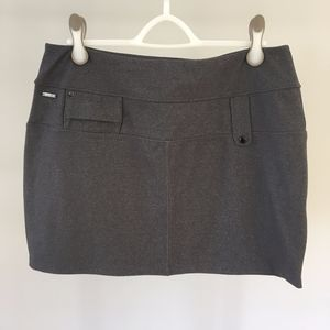 Lole Express Athletic Skirt Charcoal UPF 50 L